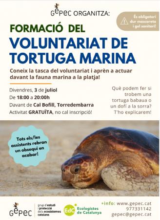 Gepec Tortugues 3 juliol 2021