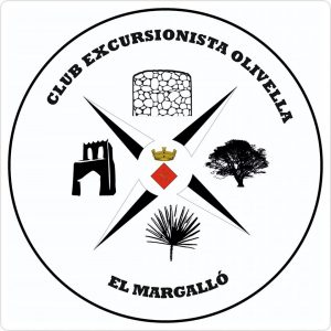 Logo Club Excursionista Olivella El Margalló