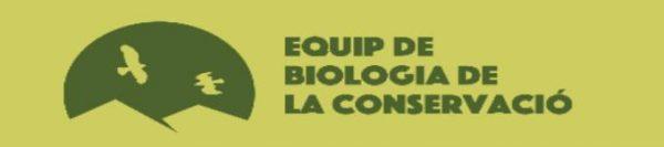 Logo Equip Biologia de la conservació