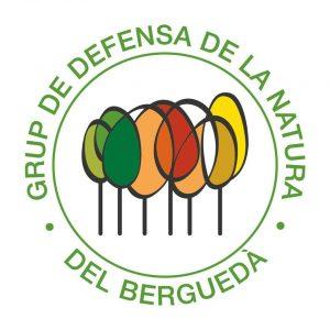 Logo Grup Defensa Natura Berguedà