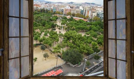 Ritme natura finestra