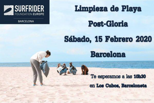 Surfrider Barcelona 15 febrer
