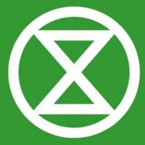 logo Extintion Rebellion
