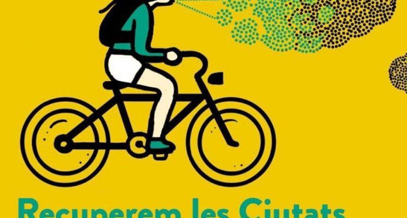 bicicletada recuperem la ciutat portada