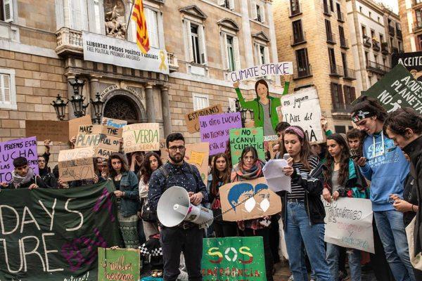 climate strike #fridaysforfuture