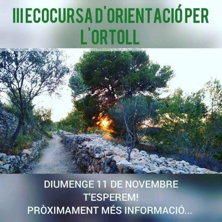 Ecocursa Ortoll