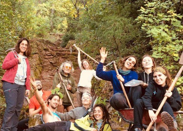 voluntariat gepec boscos mediterranis poblet