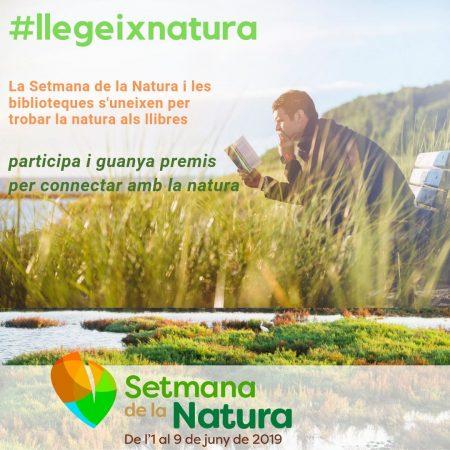 #llegeixnatura