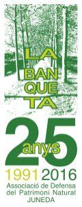 Logo La Banqueta de Juneda