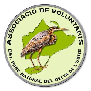 Logo Voluntaris Parc Natural Delta de l'Ebre