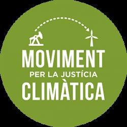 Logo Moviment Justícia Climàtica