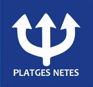 Logo Platges Netes LLançà