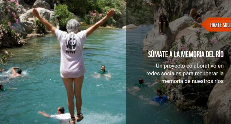 memoria del rio WWF