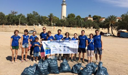 Voluntariat ambiental amb Ocean Iniciatives