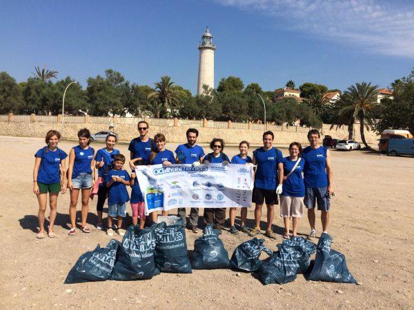 Voluntariat ambiental amb Ocean Iniciatives