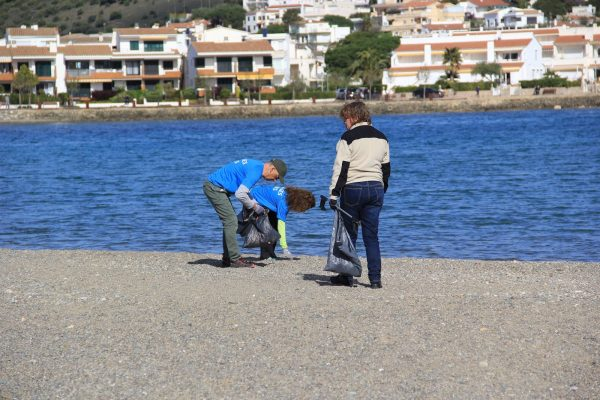 Voluntariat ambiental a Llançà