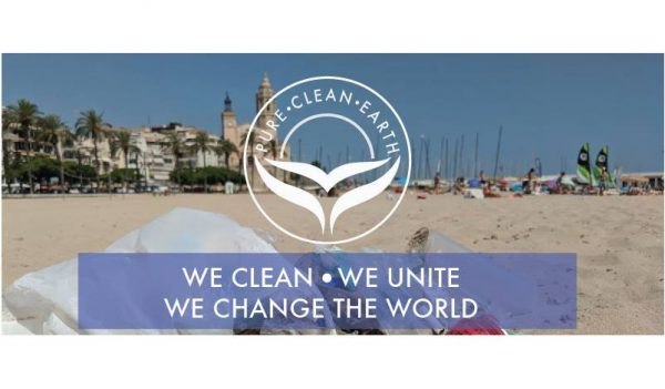 pure clean earth sitges