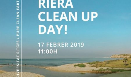 riera de ribes clean up day