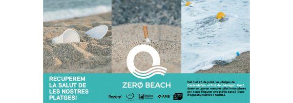 zero beach imatge