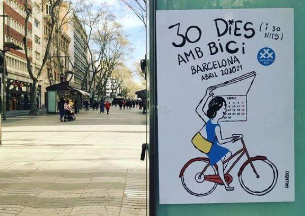 30 dies en bici