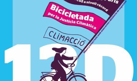 Bicicletada Justicia Climatica
