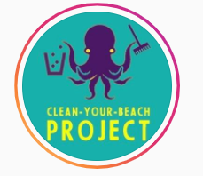 Logo Clean your Beach Project