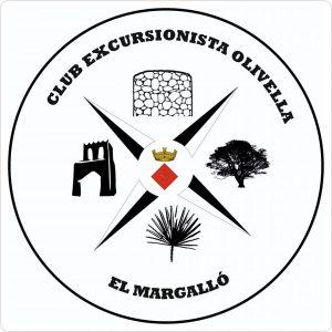 Logo Club Excursionista Olivella El Margalló