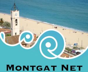 Logo Montgat Net