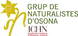 Logo Grup de Naturalistes de l'Osonoa (GNO)