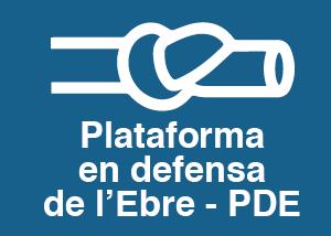 logo Plataforma Defensa Ebre