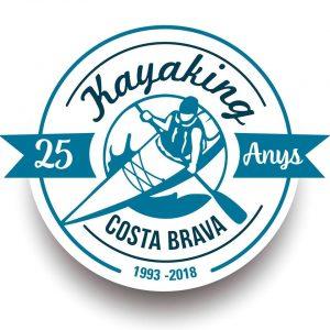 Logo Kayaking Costa Brava