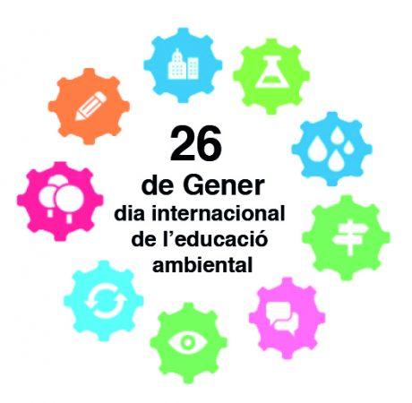 26 de gener Dia Internacional de l'Educació Ambiental