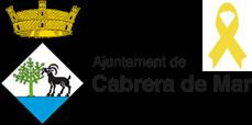 logotip Ajuntament de Cabrera de mar