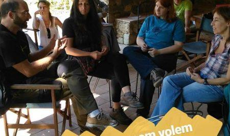 Voluntariat ambiental amb els Natus