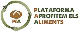 Logo plataforma aprofitem els aliments
