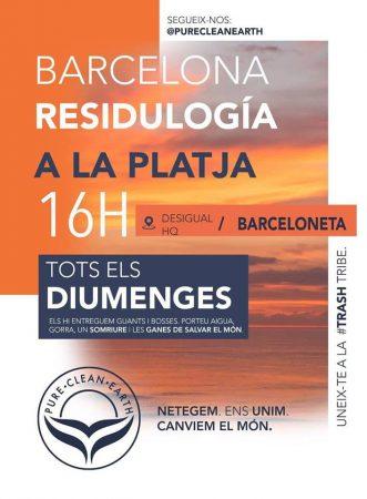 pure clean earth barcelona