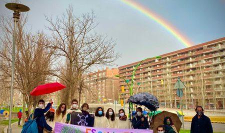 revolta escolar arc de sant martí 2